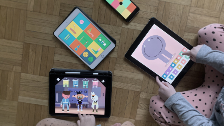 Glasbene aplikacije za otroke